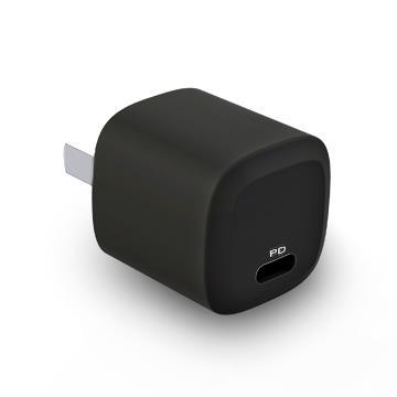 Hawk 極Mini 20W PD電源供應器-黑