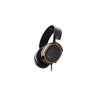Arctis 5 Black 電競耳機-黑
