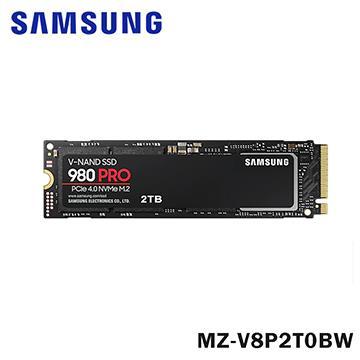 SAMSUNG 980 PRO M.2 2TB固態硬碟