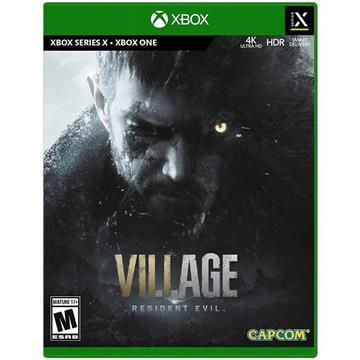 XBOX 惡靈古堡8:村莊 中文版