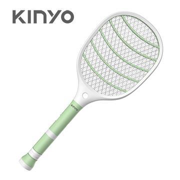 KINYO 分離式充電手電筒電蚊拍