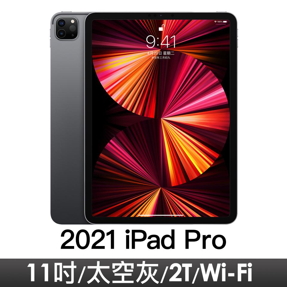 "iPad Pro 11"" Wi-Fi 2TB 太空灰"