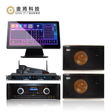 金將 KKPAD21.5吋安卓觸控屏絕妙歌喉卡拉OK