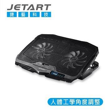 捷藝 CoolStand 7 筆電散熱器 (NPA220)