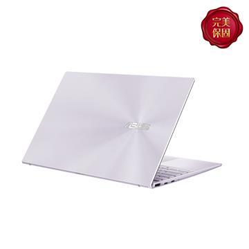 """華碩 ASUS ZenBook 14筆記型電腦 14""""(i7-1165G7/16GB/512GB/Iris X/Win10)星河紫"""