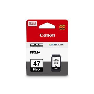 佳能Canon PG-47 黑色墨水匣