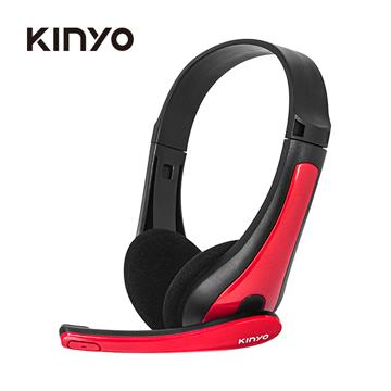 KINYO 經典耳機麥克風