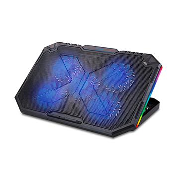 Esense G10 RGB 電競筆電散熱墊