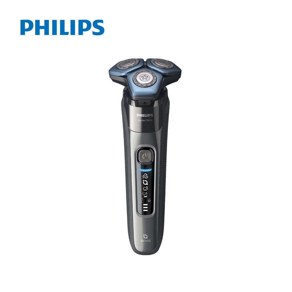 (展示機)飛利浦Philips 7系列三刀頭電鬍刀超值組