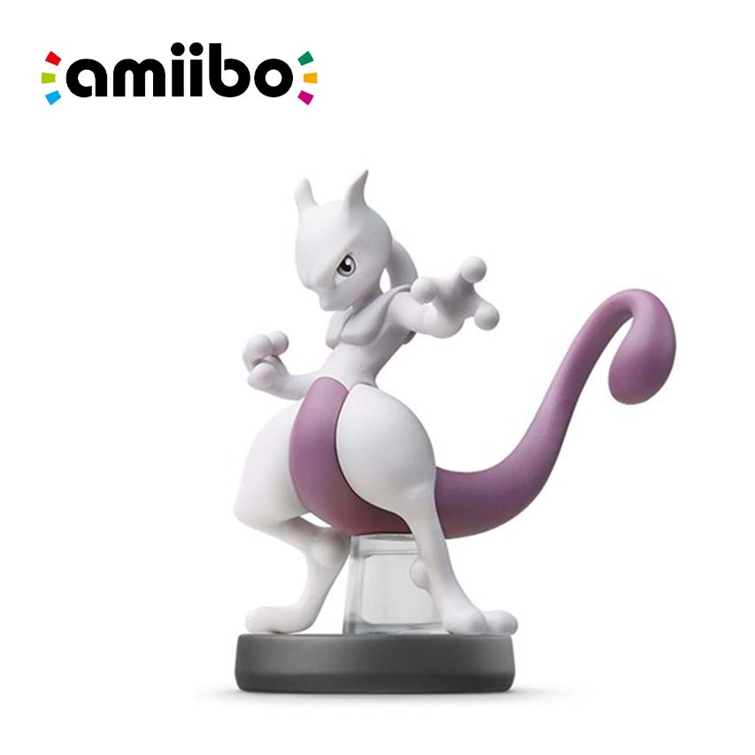 Amiibo 公仔 超夢 大亂鬥系列