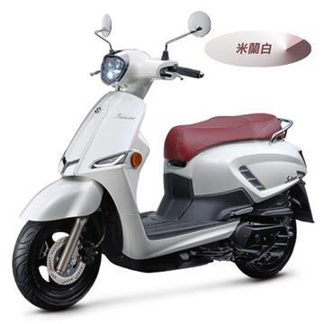 SUZUKI 台鈴機車 Saluto 125 六期 2021年