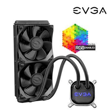 艾維克EVGA 240 CPU水冷散熱器