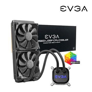 艾維克EVGA 280 CPU水冷散熱器