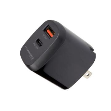 INTOPIC PD&QC 20W快速充電器