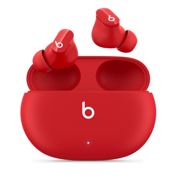 Beats Studio Buds – 真無線降噪入耳式耳機 – Beats 經典紅