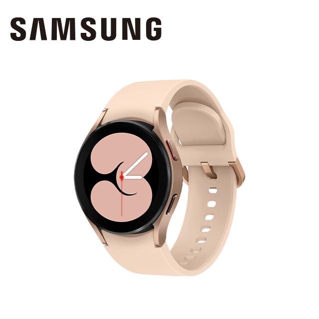 SAMSUNG Galaxy Watch4 LTE 40mm 玫瑰金