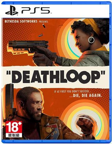 PS5 死亡循環 標準版 DEATHLOOP
