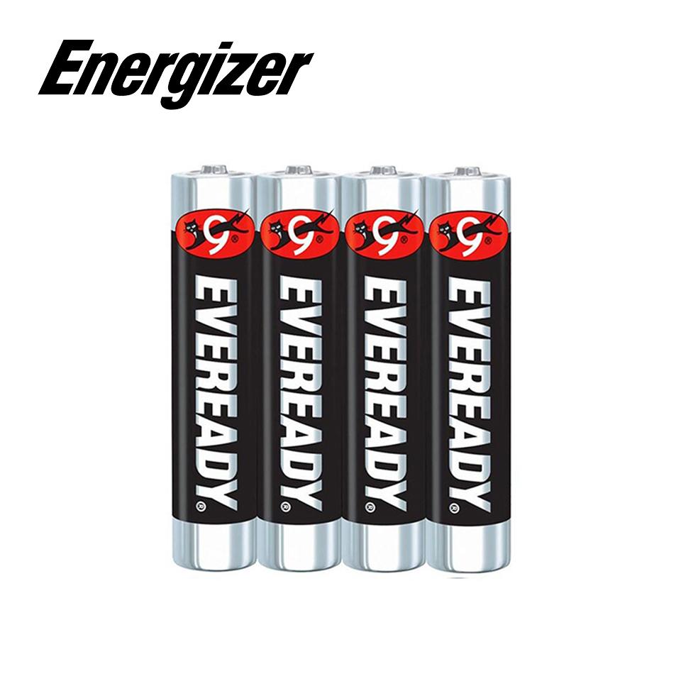 永備黑金鋼電池4號4入