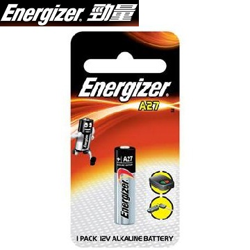 勁量鹼性電池12V1入(A27)
