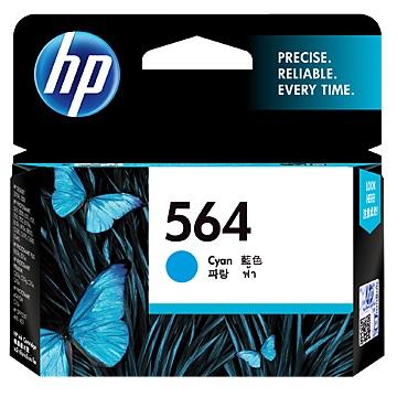 HP 564 藍色墨水匣