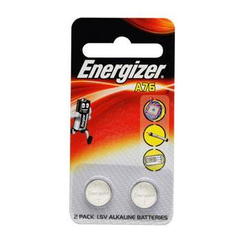 勁量鈕釦型鹼性電池A76/LR44