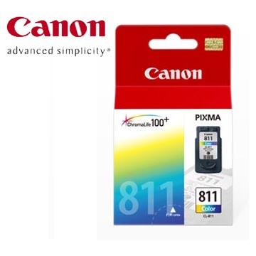 佳能CANON 811 彩色墨水匣(CL-811)