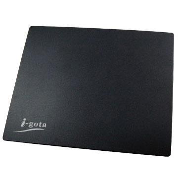 i-gota PVC光學鼠墊(黑)