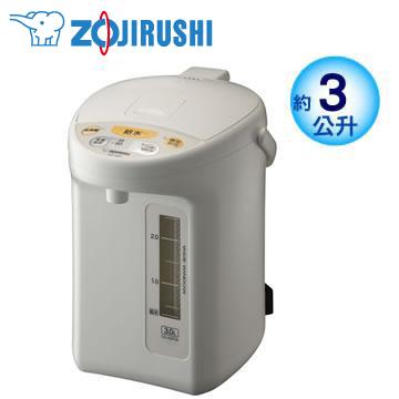 (福利品)象印ZOJIRUSHI 3L 微電腦熱水瓶 CD-XTF30