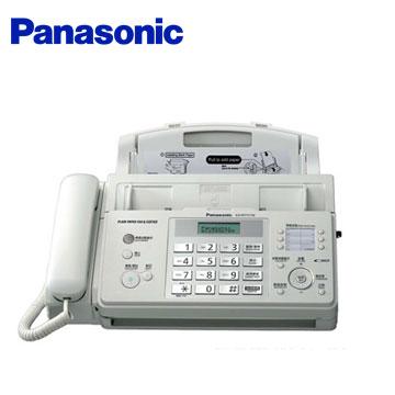 (福利品)國際牌Panasonic 普通紙傳真機