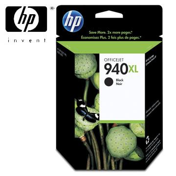 HP 940XL 黑色墨水匣