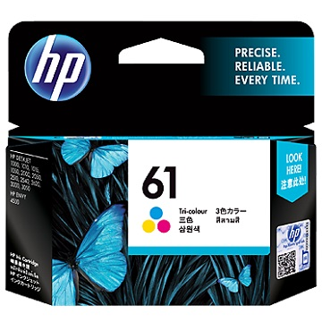 HP 61號彩色墨水匣