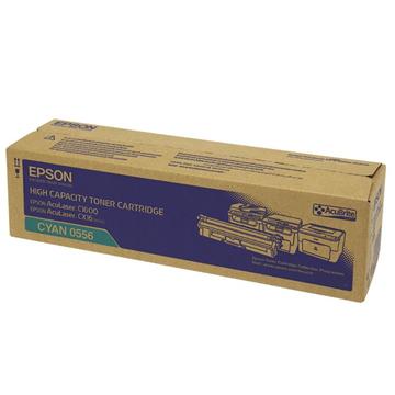 【福利品】EPSON 0556藍色高容量碳粉匣