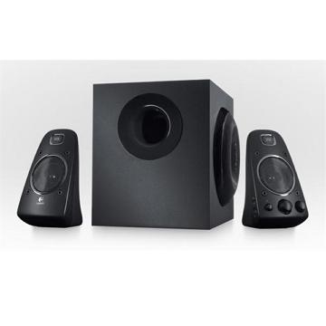 (福利品)Logitech羅技 Z623 2.1聲道音箱系統(980-000409)