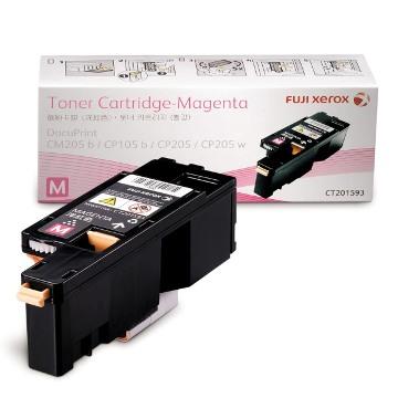 FujiXerox CP105/CP205/CM205紅色碳粉