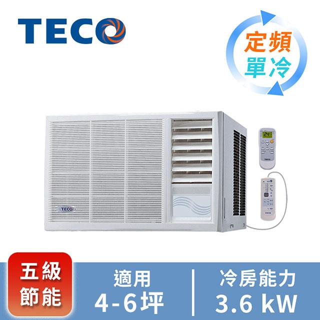 東元TECO 窗型單冷空調 MW32FR1