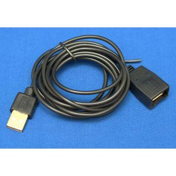 R-driver USB 2.0傳輸線-A公對A母 RLNE-U2AMAF3BK