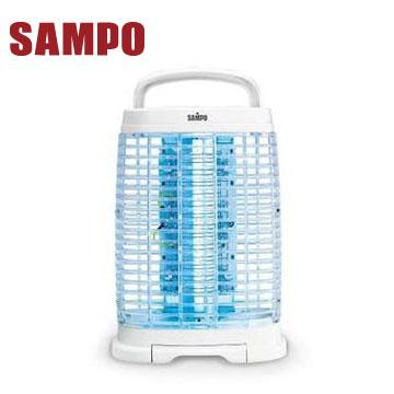 【福利品】SAMPO 捕蚊燈