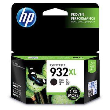HP 932XL 黑色墨水匣