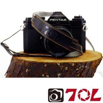 70L SWL1216真皮彩色相機背帶-尊爵黑金