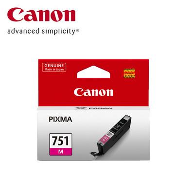 佳能CANON 751 紅色墨水匣