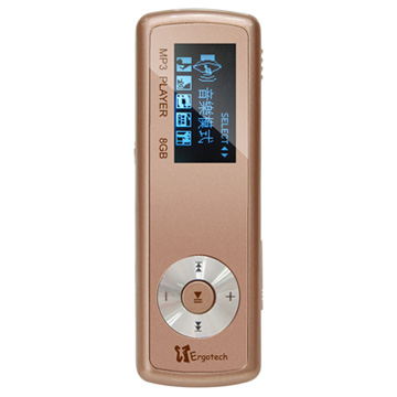 Ergotech人因 蜜糖吐司 8G MP3 UL430C0