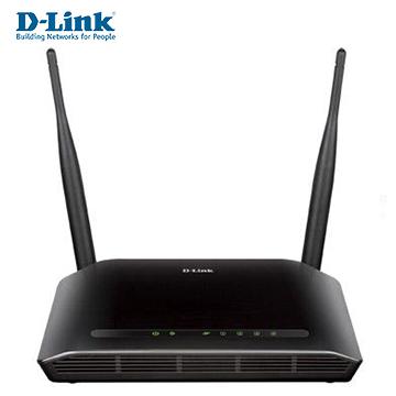 D-Link N300 無線寬頻路由器