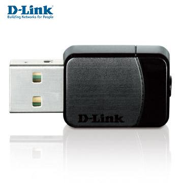 D-Link Wireless AC 雙頻USB 無線網路卡