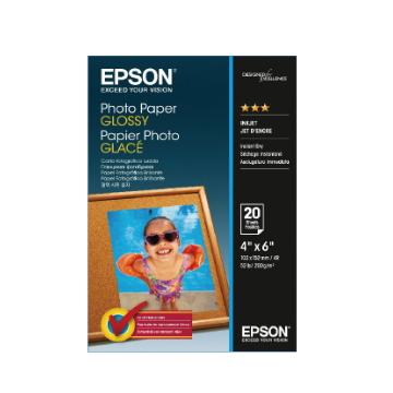 EPSON 4x6 超值光澤相紙