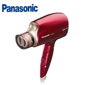 (福利品) 國際牌Panasonic奈米水離子吹風機(紅)
