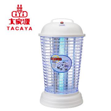 (福利品)大家源 10W 電擊式捕蚊燈