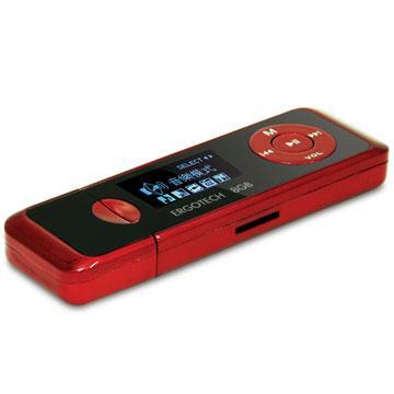 Ergotech人因 草莓戀人8G MP3