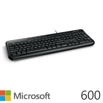微軟Microsoft 600 標準鍵盤