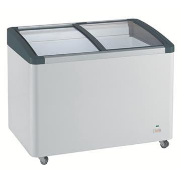德國LIEBHERR 3尺4 弧形玻璃推拉冷凍櫃 EFI-2753