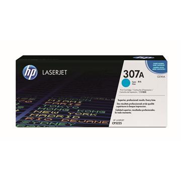 HP 307A 青藍色原廠碳粉匣